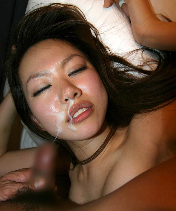 Nice Asian Girls Jizz 1