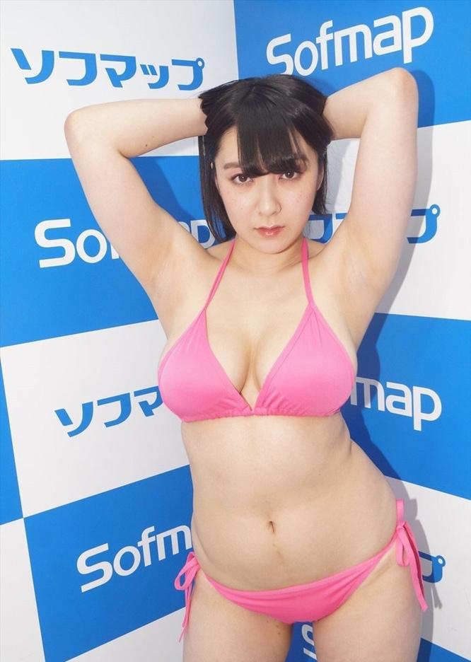 紺野栞の幅広腋 (3)