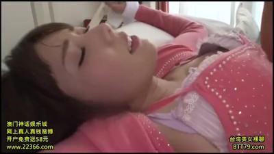ベッドにて、無防備な巨乳の美女の、バイブ調教拘束無料動画。【フェラ、生挿入動画】