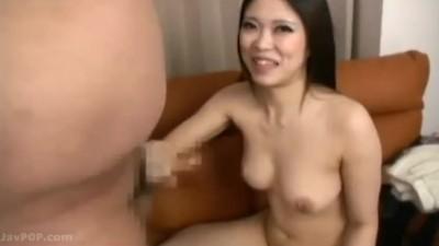素敵な人妻素人の、センズリ鑑賞フェラ無料動画!【人妻、素人動画】