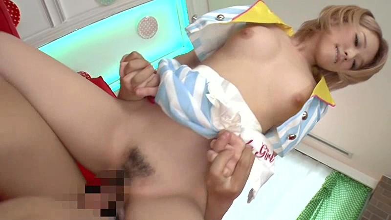 【椎名そら M男】童顔でHなロリの痴女、椎名そらのM男寸止めプレイエロ動画!【乳首】
