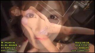 【おっぱい】オッパブにて、スレンダー美人なランジェリー姿の女性の、オイル昇天無料動画。