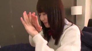 ホテルにて、激カワなロリの美少女JCの、中出し無料H動画!【美少女、JC、素人動画】