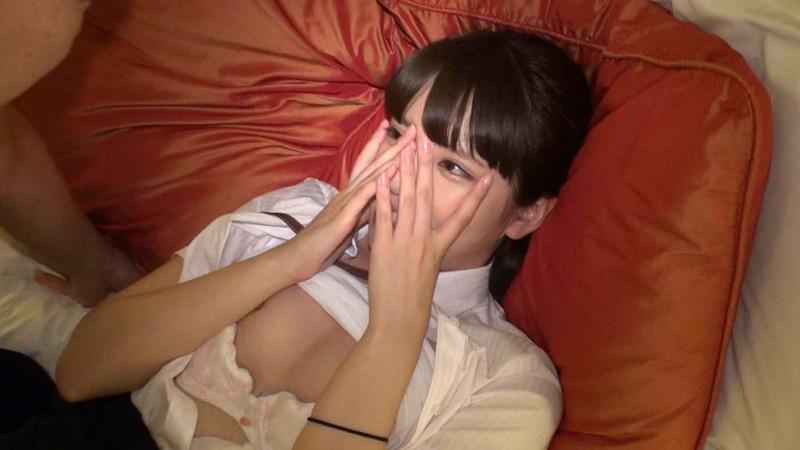 【アイドル ハメ撮り】ロリで着衣のアイドルOLの、ハメ撮りフェラCFNMプレイがエロい!!