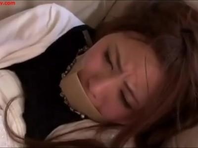 【家庭教師】スレンダーな巨乳の、仁美まどかの強姦レイプクンニ無料動画!【拘束動画】
