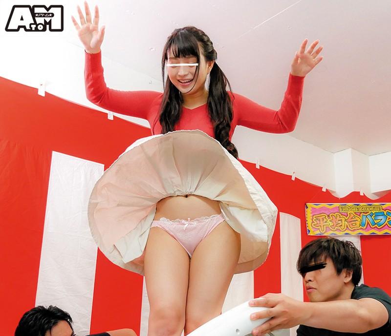 巨乳の美女素人の、バイブパンチラ羞恥無料エロ動画!【美女、素人動画】