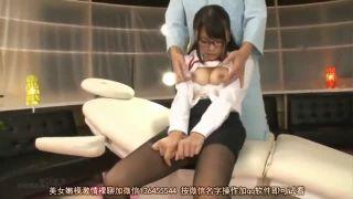 ドMな美尻で巨乳のOLの、電マオイル痙攣無料動画。【アクメ、絶頂、媚薬、マッサージ動画】