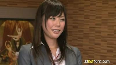 着衣の、美咲みゆのオナホ手コキ無料H動画。【美咲みゆ動画】