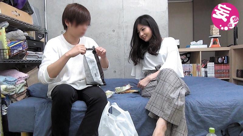 【OL クンニ】黒髪ロングスレンダーなOLのクンニsex乳首舐めプレイ動画!