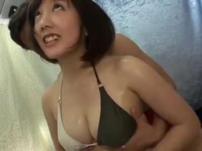 【人妻 中出し寝取られ】欲求不満でエロい巨乳の人妻奥様の、中出し寝取られセックスプレイエロ動画。
