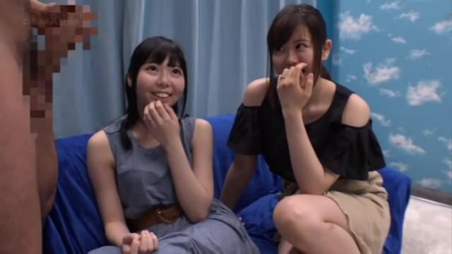マジックミラー号にて、着衣のお姉さん素人の、寝取られ手コキ無料動画。【お姉さん、素人動画】