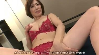 【童貞】スレンダーなおばさんの、誘惑寝取られ騎乗位無料エロ動画!【おばさん動画】
