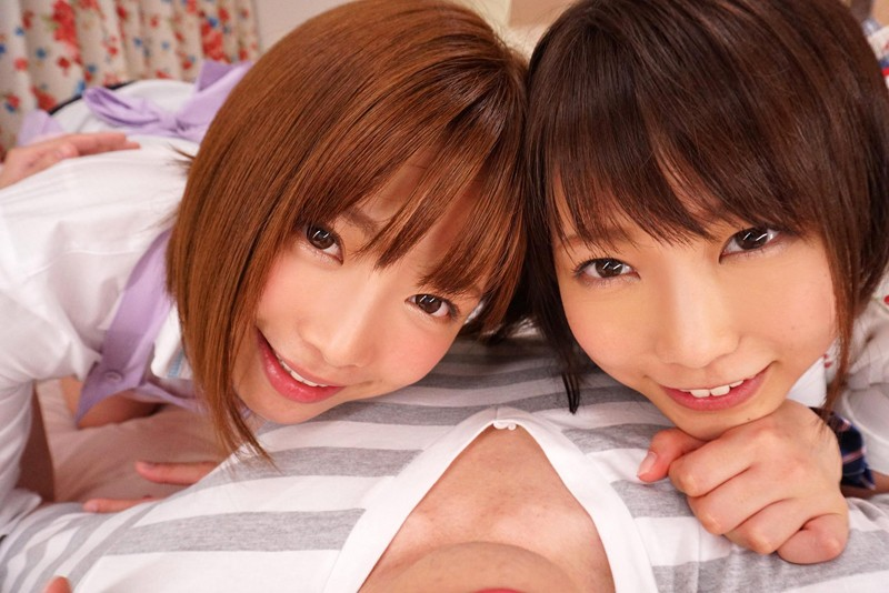 戸田真琴、紗倉まなの近親相姦昇天ハーレムプレイエロ動画。
