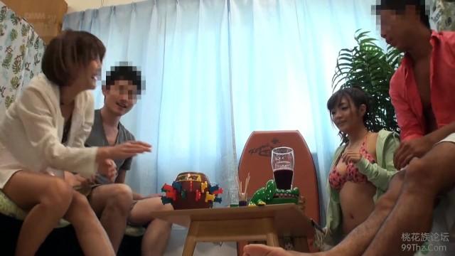 【青山はな 中出し】青山はな、川村まやの中出し乱交お持ち帰りプレイ動画!いい乳してます!【おっぱい】