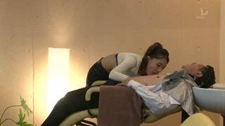 【おっぱい】スケベな、香椎りあの乳首舐め手コキ誘惑無料動画!【香椎りあ動画】