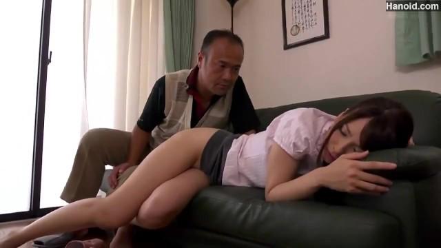 【義父】巨乳の人妻、大場ゆいのセックスクンニバック無料H動画。【フェラ、レイプ動画】