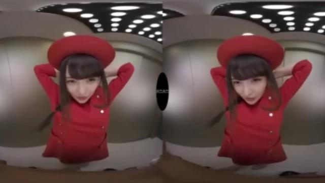 【美少女 セックス】ロリの美少女の、中出し主観フェラプレイ動画!!【VR】