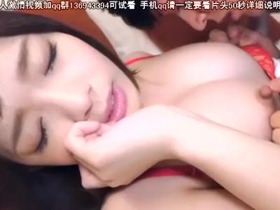 【乳首】スレンダーな巨乳のギャルお姉さんの、クンニ中出し素股無料動画。【膣内射精動画】