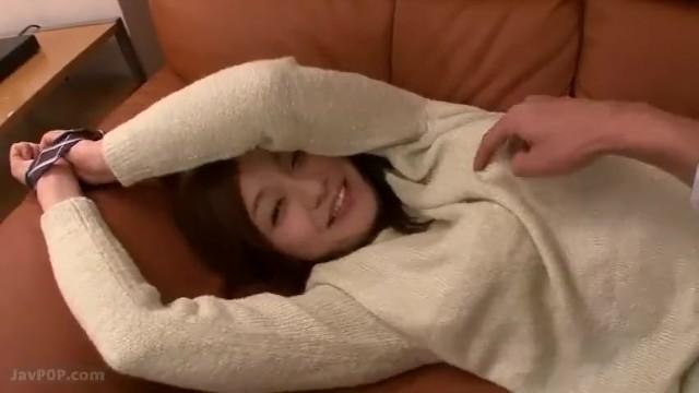 スレンダーなナース、石原莉奈の主観フェラ無料エロ動画。【石原莉奈動画】