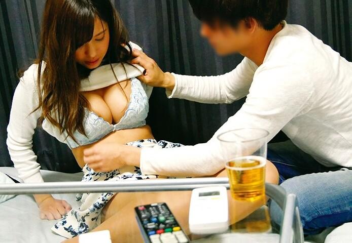 【おっぱい】スレンダースリム泥酔でエロい神乳のJD美少女の、セックスパイズリフェラプレイエロ動画!!実にグラマラス!