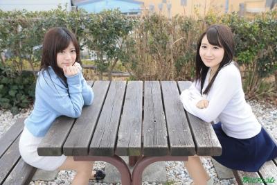 葵千恵 千野くるみ 20-02-15 かり美びあんず ラブラブレズえっち 001