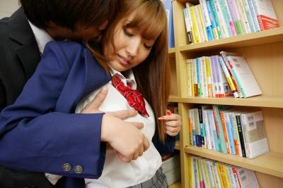 あすかみさき 20-03-17 シークレットラブ図書室であこがれの先生 008