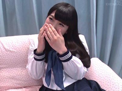【マジックミラー】少し前までjkだった清楚な黒髪美少女に制服コスプレをさせ童貞たちの初体験をお願いするエロエロ企画!