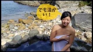 タオル一枚で風呂レポートに挑戦した女性YouTuberさんw案の定、★無修正★女陰が映る大事故wwww