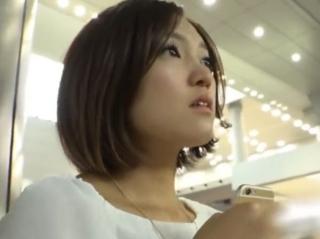 【素人】和歌山から上京した信じられない清楚美人な変態M女!AV初で超ハードファック!