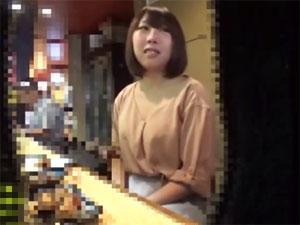 つばさ(28)居酒屋で相席したGカップ他人妻を口説く。