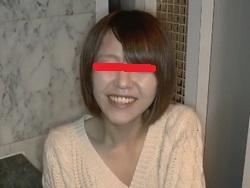 【無修正個人撮影】ショートカットの19歳女子大生が中田氏の餌食に・・・