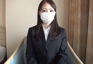 【無修正】素人のキレイ働くお姉さんにたっぷり中田氏ハメした個人撮影