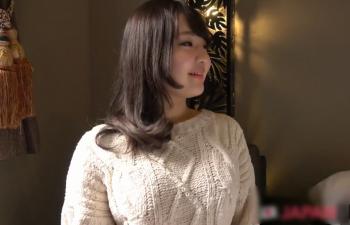 【高画質エロ】キレイに撮ってるね!!大人しそうなふくよか系無毛爆乳お嬢さんとハメ撮り