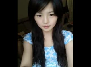 【◆無修正◆個人撮影】中国の超絶S級に可愛いがオナニーしてマ〇コを接写している