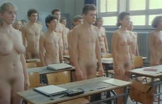【無修正洋物】とある昔の欧米映画の一幕!!!生徒たちにハメられてしまった女教師・・・!