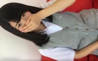 《個人作品》清純な美少女JKの円光ハメ撮り!後に逮捕された危険人物がSEX映像を無許可で販売!