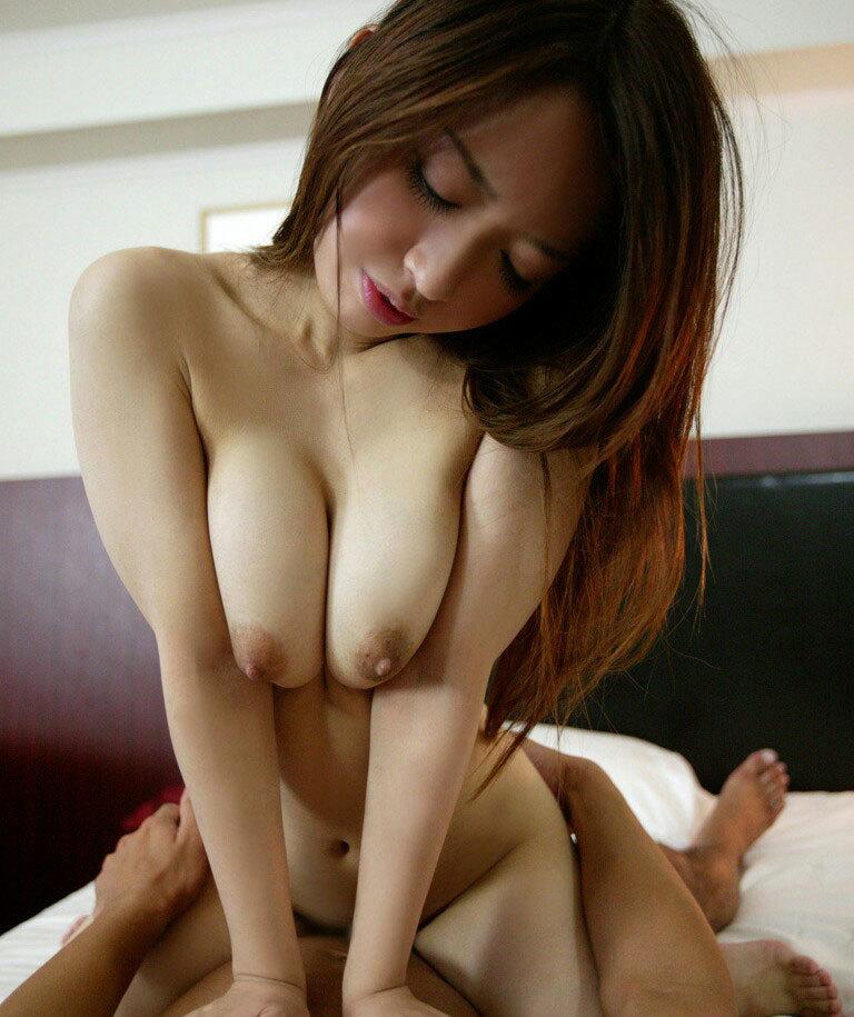 騎乗位セックス 4
