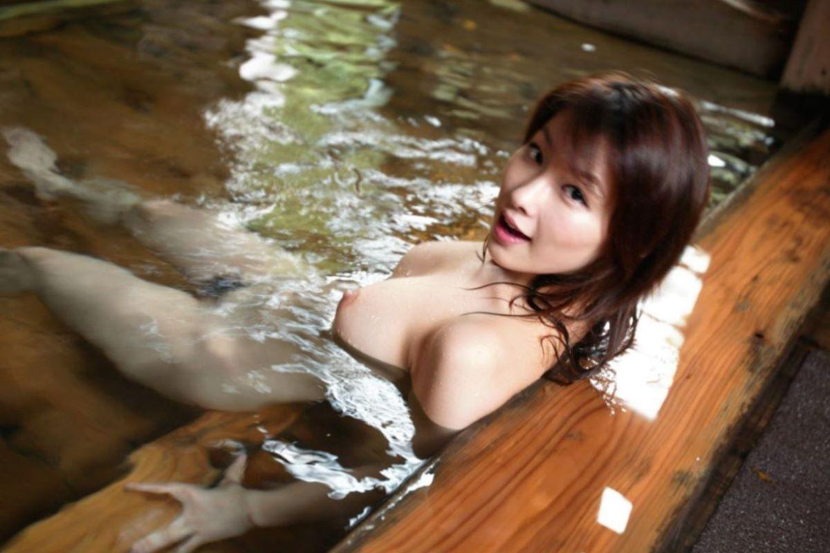 全裸で入浴中 8