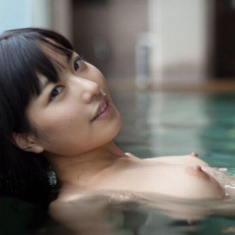 全裸で入浴中 12