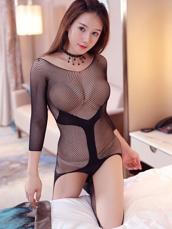 網タイツ 71