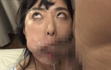 イラマチオで犯される女捜査官の由愛可奈