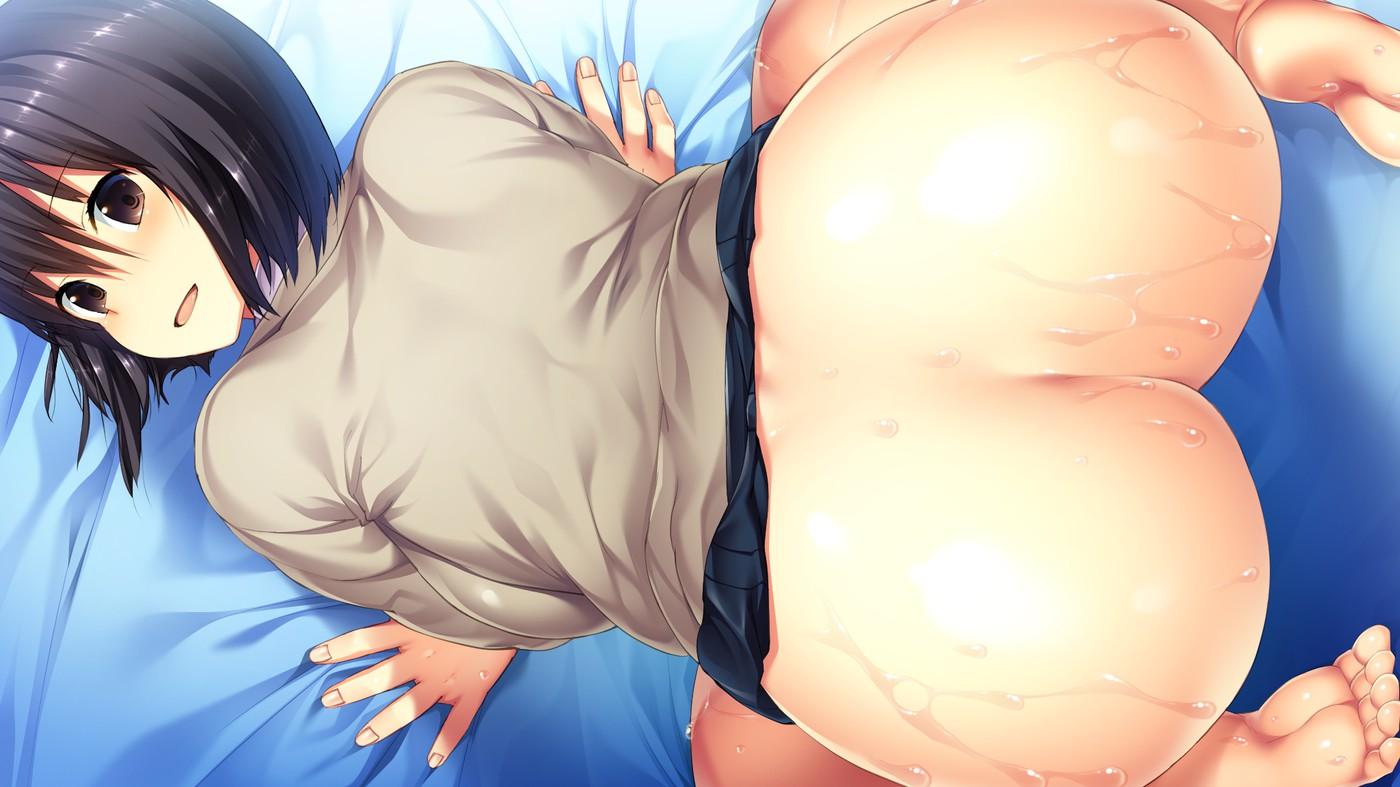 【てにおはっ!】吉川琉美の尻フェチエロ画像【Rootnuko+H】