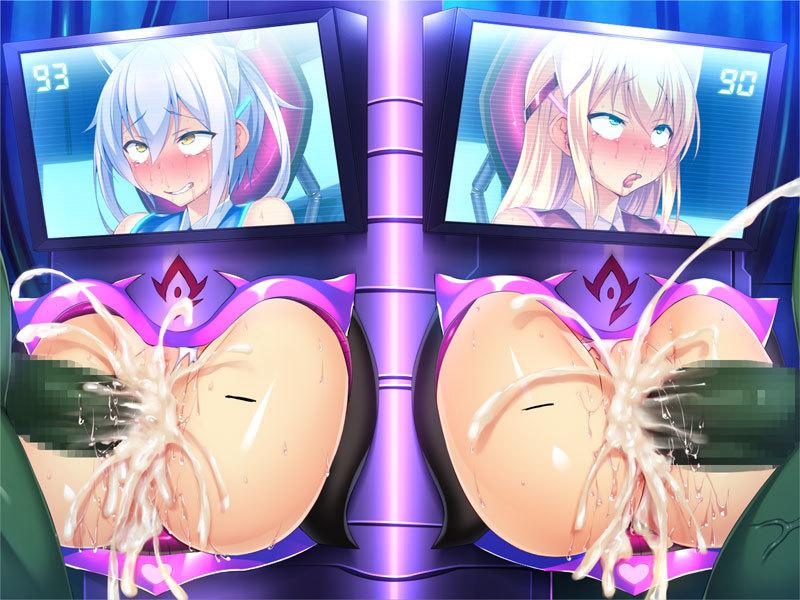 【同人CG】イースフレア&アクアの拘束手マン中出しエロ画像3【装煌聖姫イースフィア~淫虐の洗脳改造~】