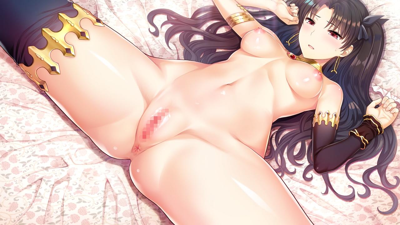 【FGO】イシュタルの手マン中出しセックスエロ画像1【Fate/GrandOrder】