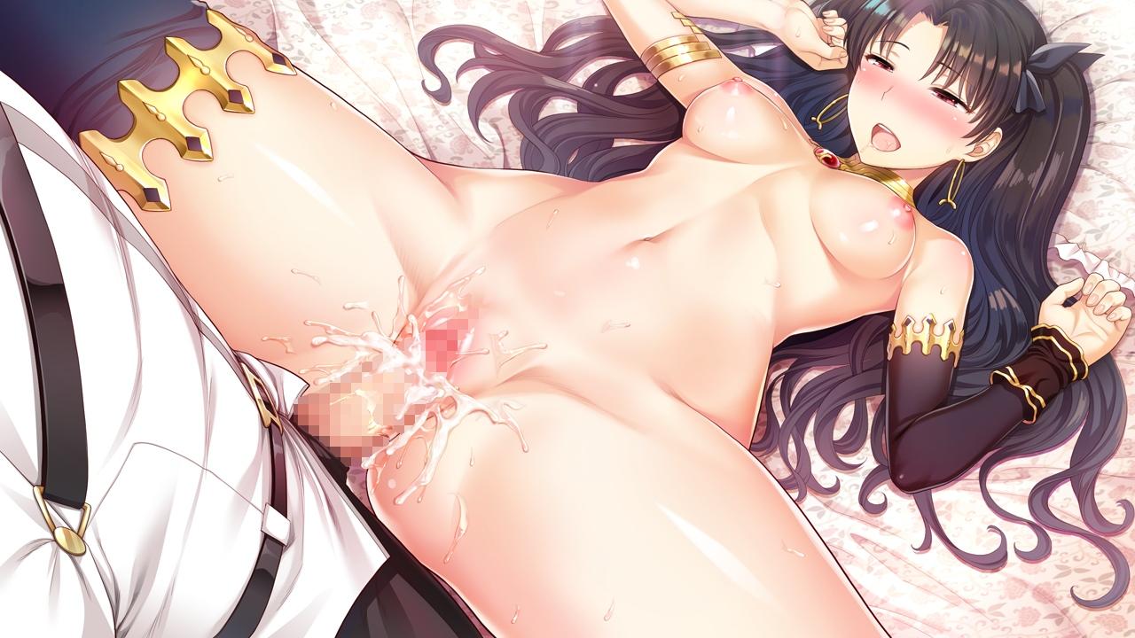 【FGO】イシュタルの手マン中出しセックスエロ画像3【Fate/GrandOrder】