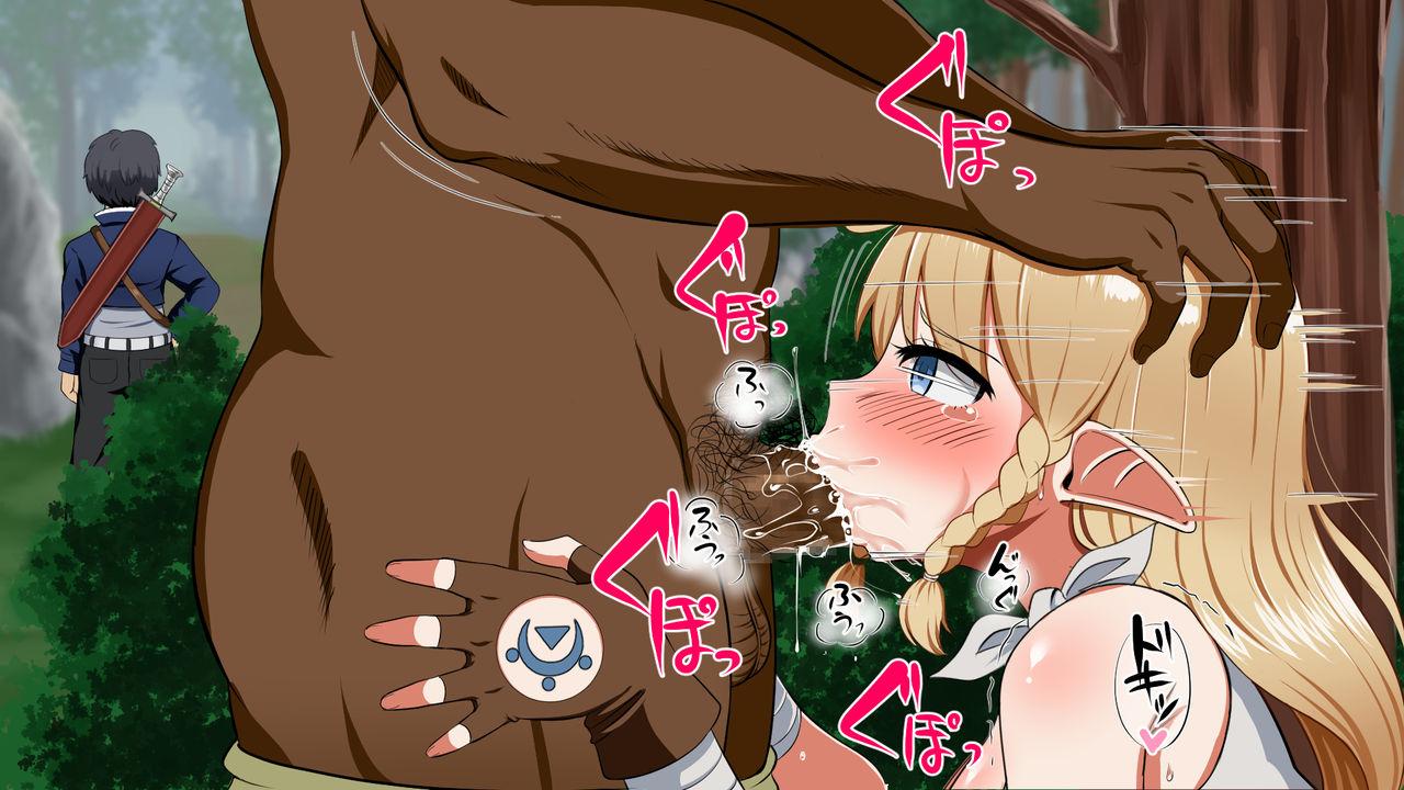 【同人CG】金髪美少女エルフのフェラ口内射精ごっくん二次エロ画像【絆のエンブレム】3.jpg