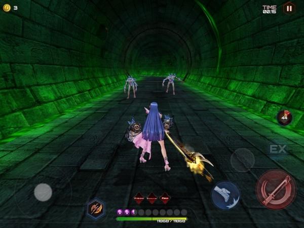 新ステージ『地下下水道』2