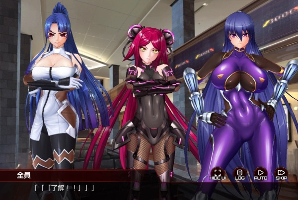 シナリオは凜子・紫・スウがメイン
