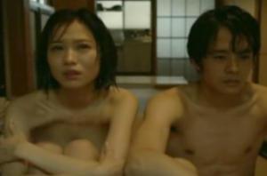 【お宝】人気女優 市川由衣が濡れ場で乳首丸出しフルヌードでSEX
