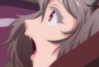 「あぁぁぁーーー!!」触手凌辱でイキまくってアへ堕ちする巨乳美少女!